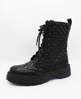 Botas Acolchadas (negra)