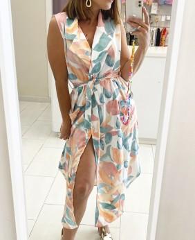 Vestido Elu (Flores)