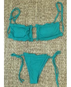 Bikini Bandeau (Verde)