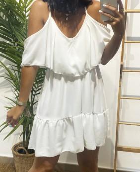 Vestido Laila (Blanco)